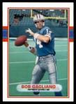 1989 Topps Traded #38 T Bob Gagliano  Front Thumbnail
