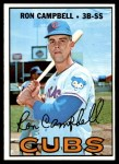 1967 Topps #497  Ron Campbell  Front Thumbnail