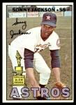 1967 Topps #415  Sonny Jackson  Front Thumbnail