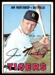 1967 Topps #408  Jim Northrup  Front Thumbnail