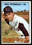 1967 Topps #528  Rico Petrocelli  Front Thumbnail