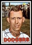 1967 Topps #346  Jim Hickman  Front Thumbnail
