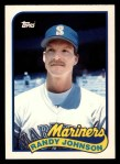 1989 Topps Traded #57 T Randy Johnson  Front Thumbnail