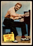 1957 Topps Hit Stars #53  Jerry Lee Lewis  Front Thumbnail