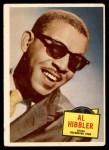 1957 Topps Hit Stars #3  Al Hibbler  Front Thumbnail