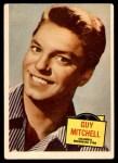 1957 Topps Hit Stars #11  Guy Mitchell  Front Thumbnail
