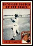1972 Topps #343   -  Willie Stargell Boyhood Photo Front Thumbnail