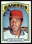 1972 Topps #767  Tom McCraw  Front Thumbnail