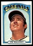 1972 Topps #645  Jim Maloney  Front Thumbnail