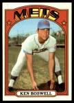 1972 Topps #305  Ken Boswell  Front Thumbnail