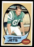 1970 Topps #82  Larry Grantham  Front Thumbnail