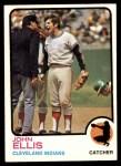 1973 Topps #656  John Ellis  Front Thumbnail