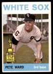 1964 Topps #85  Pete Ward  Front Thumbnail