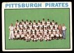 1964 Topps #373   Pirates Team Front Thumbnail