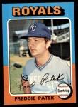 1975 Topps #48  Freddie Patek  Front Thumbnail