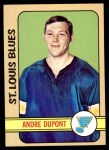 1972 Topps #19  Andre Dupont  Front Thumbnail