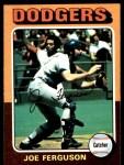 1975 Topps Mini #115  Joe Ferguson  Front Thumbnail
