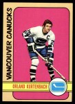 1972 Topps #46  Orland Kurtenbach  Front Thumbnail