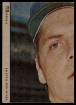 1972 Topps #710   -  Jim Kaat In Action Back Thumbnail