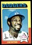 1975 Topps #570  Jim Wynn  Front Thumbnail