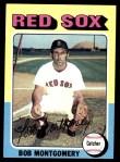 1975 Topps #559  Bob Montgomery  Front Thumbnail