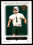 2005 Topps #2 T Mike Nugent  Front Thumbnail