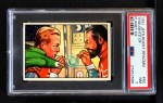 1951 Bowman Jets Rockets and Spacemen #60   Thoughts of Planet Ex Front Thumbnail