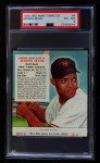 1954 Red Man #5 NL Monte Irvin  Front Thumbnail