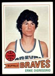 1977 Topps #131  Ernie DiGregorio  Front Thumbnail