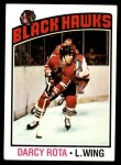 1976 Topps #47  Darcy Rota  Front Thumbnail