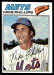 1977 Topps #352  Mike Phillips  Front Thumbnail