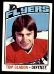 1976 Topps #164  Tom Bladon  Front Thumbnail
