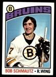 1976 Topps #189  Bobby Schmautz  Front Thumbnail