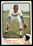 1973 Topps #391  Lee Lacy  Front Thumbnail