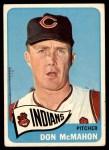 1965 Topps #317  Don McMahon  Front Thumbnail