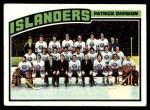 1976 Topps #142   Islanders Team Front Thumbnail