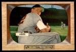 1955 Bowman #24  Al Aber  Front Thumbnail