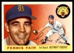 1955 Topps #11  Ferris Fain  Front Thumbnail