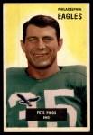 1955 Bowman #10  Pete Pihos  Front Thumbnail