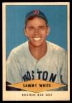 1954 Red Heart  Sammy White  Front Thumbnail