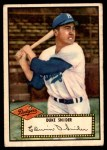 1952 Topps #37  Duke Snider  Front Thumbnail