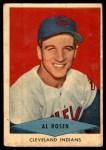 1954 Red Heart  Al Rosen  Front Thumbnail