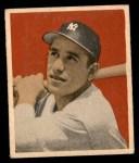 1949 Bowman #60  Yogi Berra  Front Thumbnail