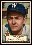 1952 Topps #2  Pete Runnels  Front Thumbnail