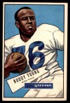 1952 Bowman Large #104  Buddy Young  Front Thumbnail