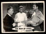 1966 Topps Superman #7   The Man of Steel Front Thumbnail