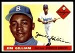 1955 Topps #5  Jim Gilliam  Front Thumbnail