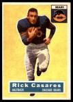 1956 Topps #35  Rick Casares  Front Thumbnail