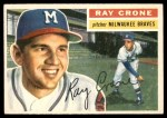 1956 Topps #76  Ray Crone  Front Thumbnail
