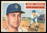 1956 Topps #84  Babe Birrer  Front Thumbnail